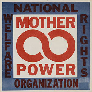 National Mother Power Organization poster