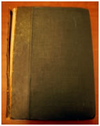 Book with damaged binding